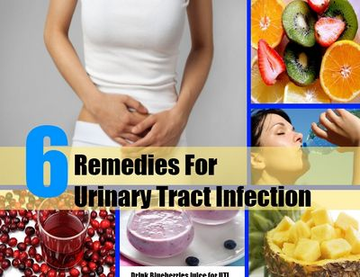 Home Remedies For UTI In Men - Natural Cure For UTI