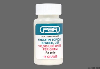Mupirocin, Oral Thrush and Antifungal Drugs