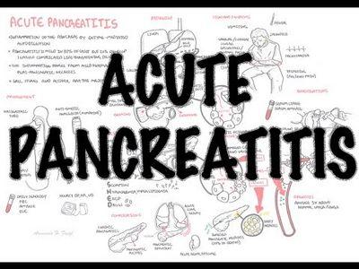 Pancreatitis Treatment - An Overview