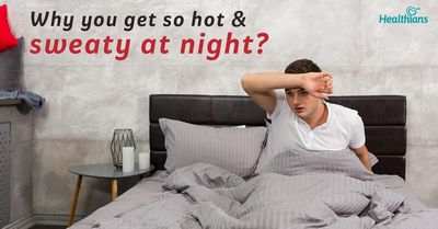 Sweaty Night Sweats - What Causes Night Sweats